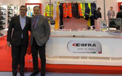 Joaquín Solleiro (Cofra): «Nuestra mayor preocupación es la salud y el confort del trabajador»
