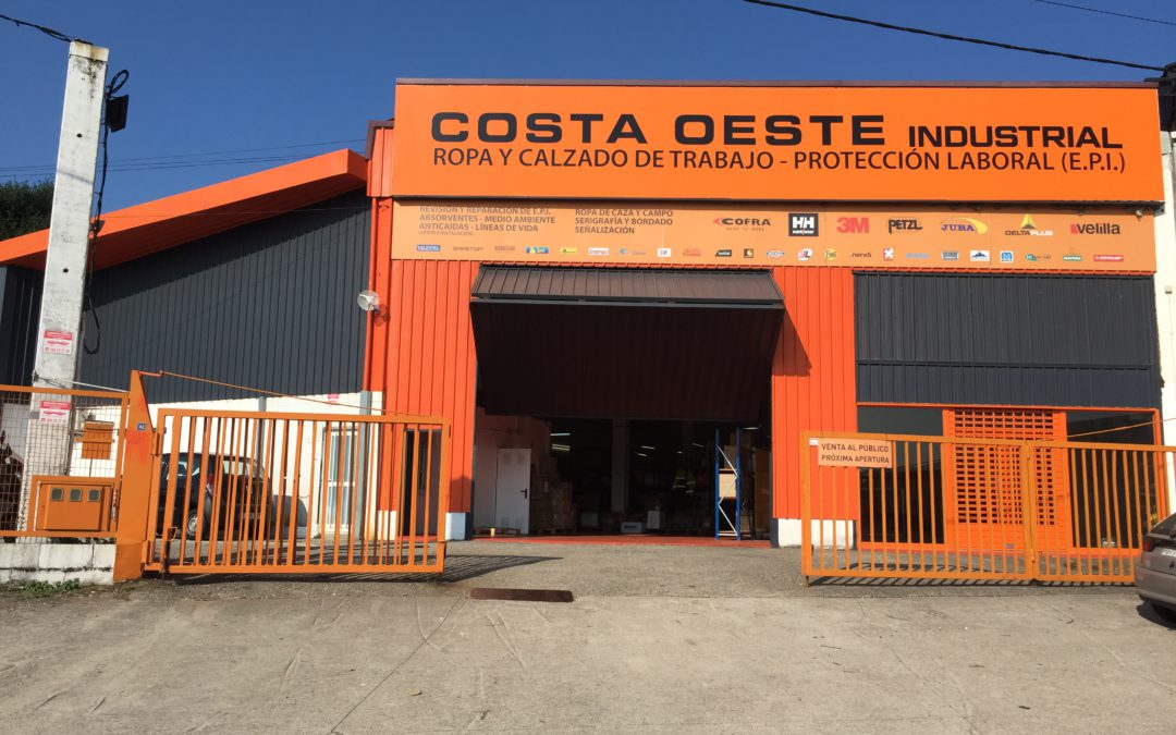 Costa Oeste Industrial