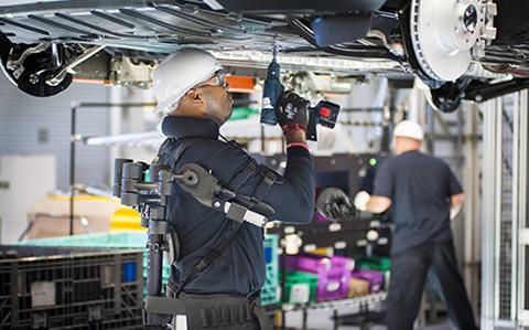Exoesqueleto: El futuro del EPI en los trabajos industriales