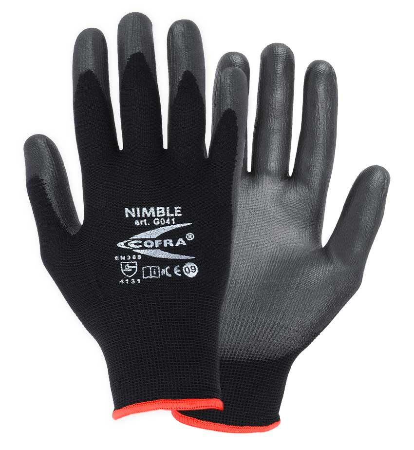 guantes para electrónica