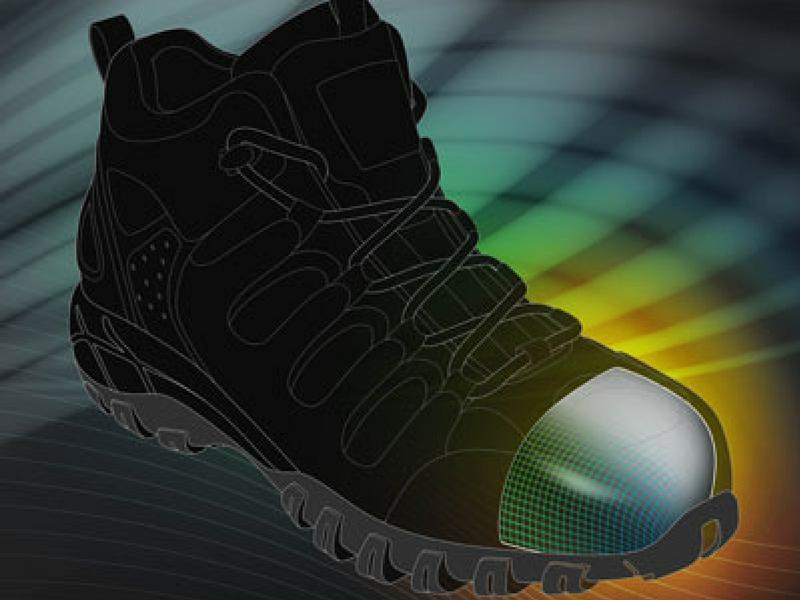 Calzado con puntera de protección: acero, aluminio o composite
